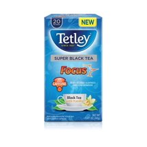 Tea Bags: Tetley Super Black Tea