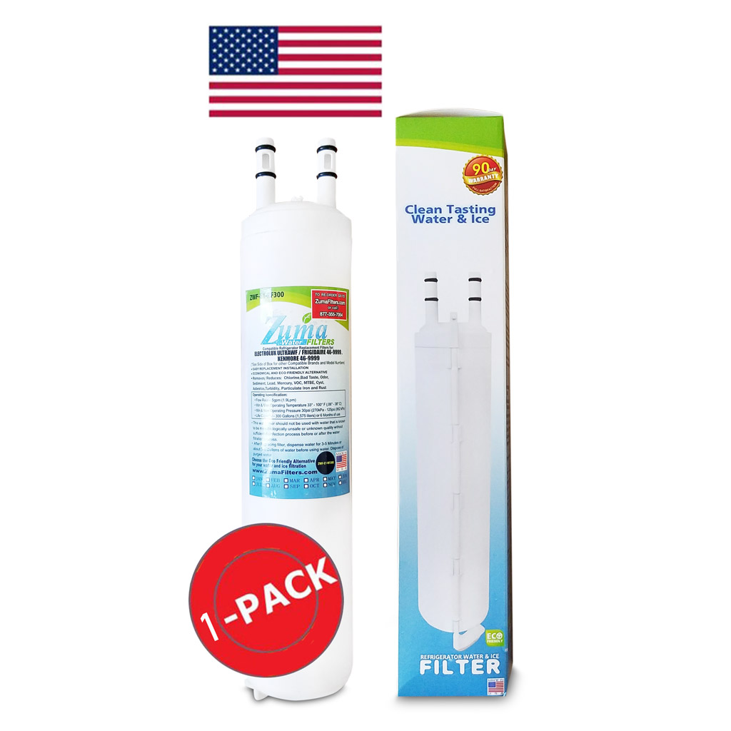 Frigidaire ULTRAWF 9999 Compatible Refrigerator Water and Ice Filter ZWF-E1-RF300