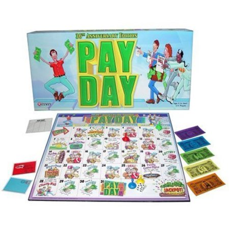 Pay Day (Valentine Day Games)