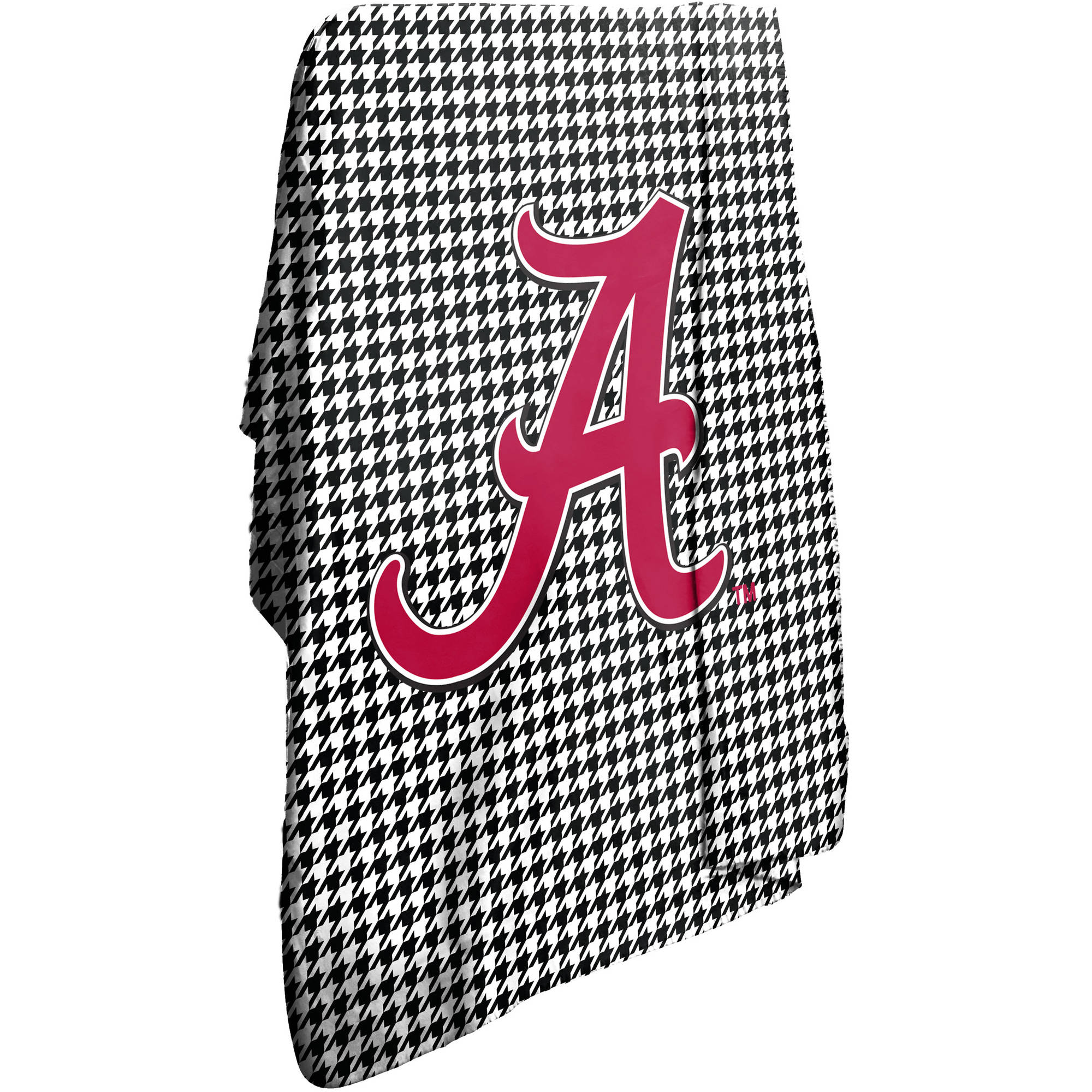 Logo Chair NCAA Alabama Houndstooth Classic Fleece