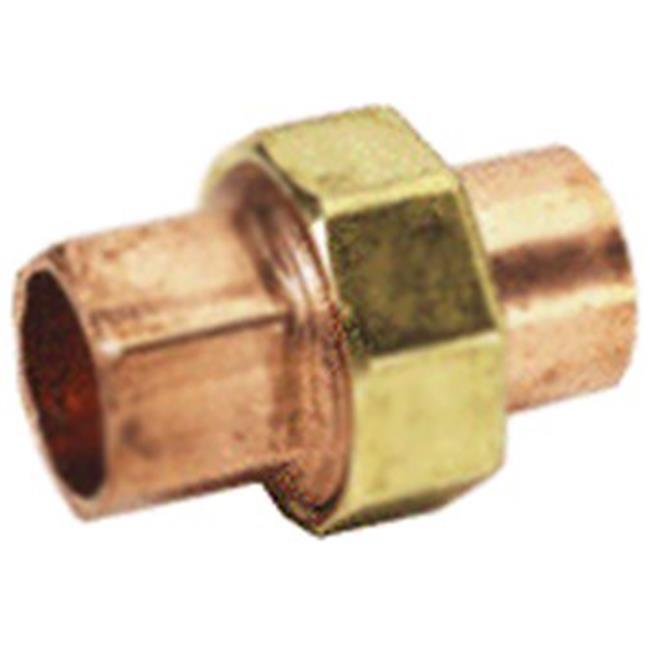 B & K Industries W68003 0.5 in. Wrought Copper Union - image 1 of 1