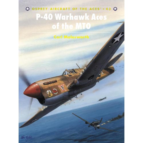 Image of P-40 Warhawk Aces of the Mto
