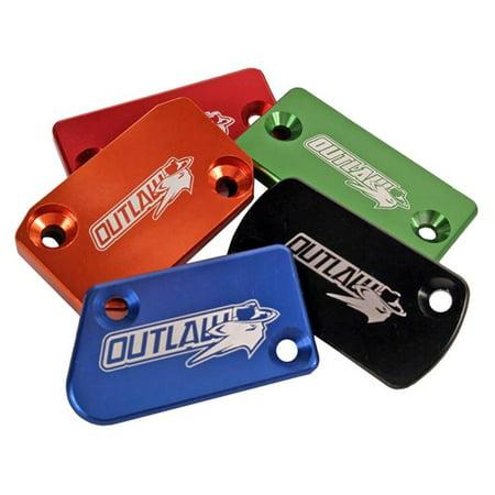Outlaw Racing OR2806O Front Brake Cap, Orange - image 1 de 1