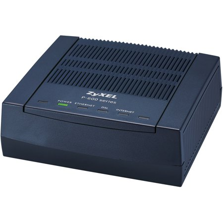 Zyxel Communications P660r F1 Adsl2  Ethernet Router