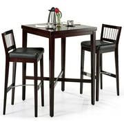 Home Styles Pub Table, Dark Cherry