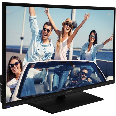 """Refurbished Sceptre 32"""" 1080p LED HDTV with Built-in DVD Player (E325BD-F)"""