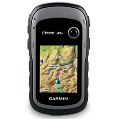 Garmin eTrex 30x Handheld GPS System 240 x 320 Resolution...