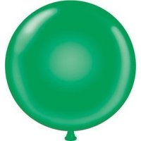 "72"" Green Latex Balloon"