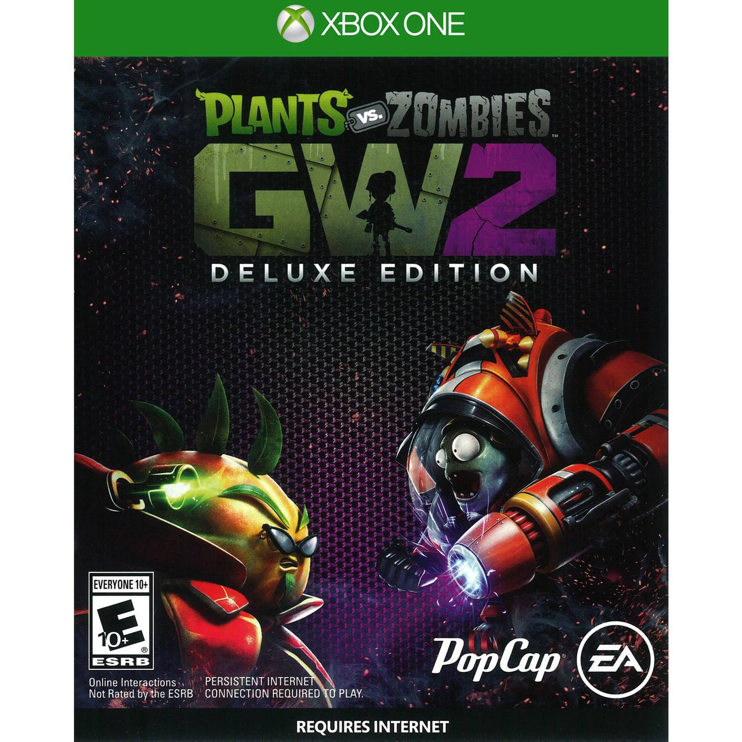 Plants vs Zombies Garden Warfare 2 Deluxe Edition (Xbox One)