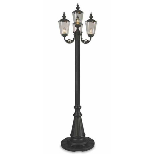 Patio Living Concepts Cambridge Outdoor 4-Light 85'' Post Light by Patio Living Concepts