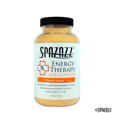 Spazazz Aromatherapy Spa and Bath Crystals- Energy Therapy - image 1 of 1