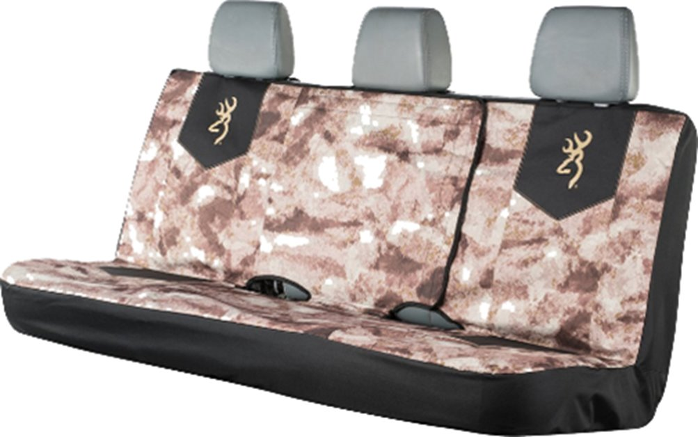 Enjoyable Signature Products Browning Chevron Full Size Bench Seat Cover A Tacs Au Camo Forskolin Free Trial Chair Design Images Forskolin Free Trialorg