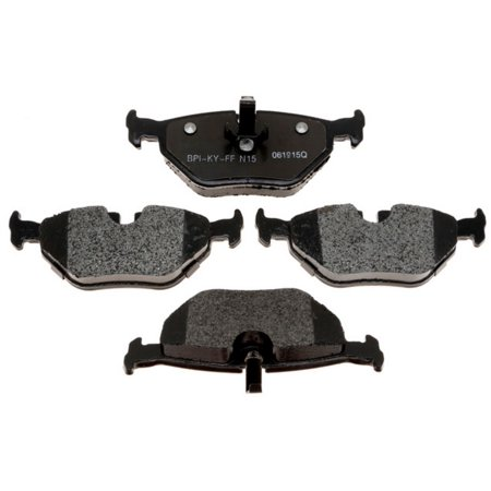 Raybestos Brakes MGD763M Brake Pad Reliant OE Replacement; Metallic - image 1 de 1