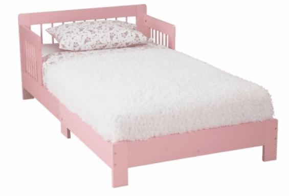 KidKraft Houston Toddler Bed, Honey by KidKraft