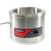 Nemco - 6101A - 11 Qt Round Countertop Food Warmer