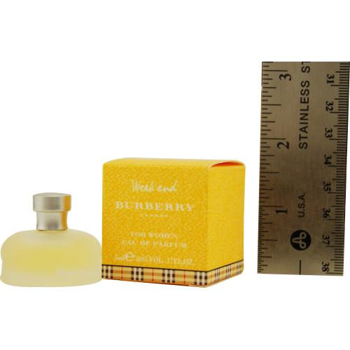 Weekend Eau De Parfum .15 Oz Mini By Burberry