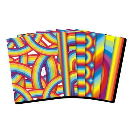 Rainbow Paper, 8.5 x 11 in. - 50 - Rainbow Paper