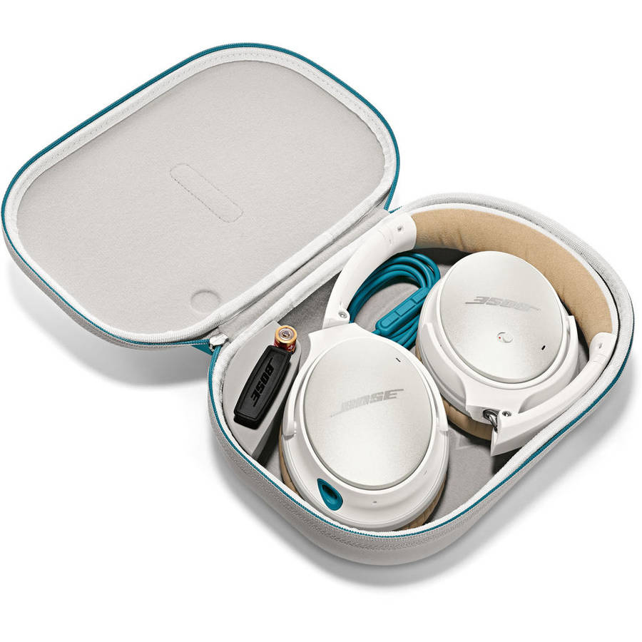 Bose QC25ANDRWHT QuietComfort 25 Acoustic Noise Cancelling headphones Android devices (White) by default