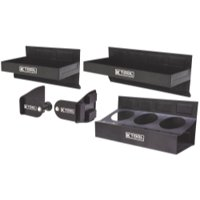 Magnetic Toolbox Trays, 4Pc Set