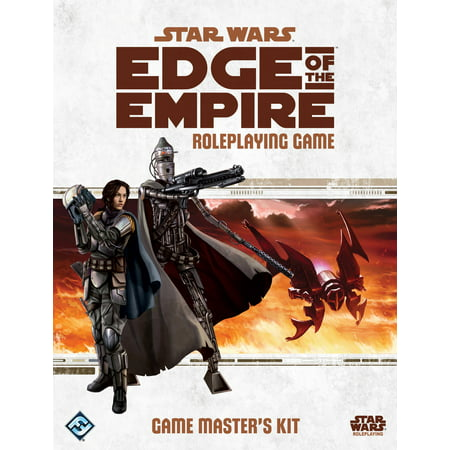 Star Wars: Edge of Empire - Game Master's Kit (War Of Empires Clash Of The Best Tips)