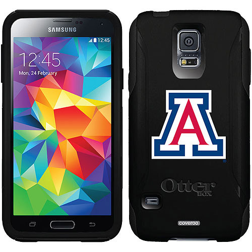 University of Arizona A Design on OtterBox Commuter Series Case for Samsung Galaxy S5