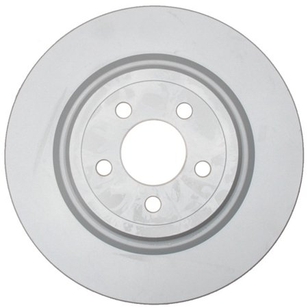 Raybestos Brakes 780395P Brake Rotor Specialty - Police OE Replacement; Quiet On Arrival Technology; Single - image 2 de 2