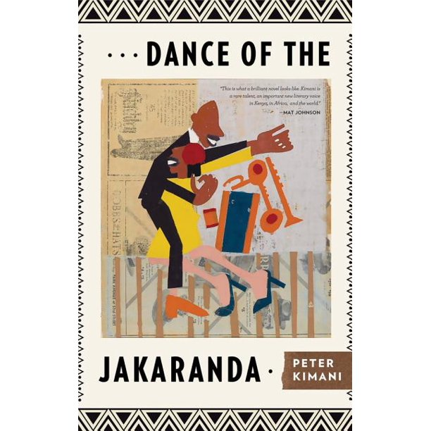 Dance of the Jakaranda (Paperback)