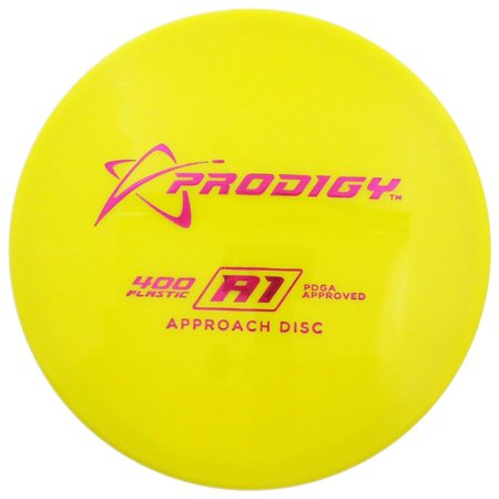 400 Series A1 Approach Golf Disc  Colors May Vary    170 174G  Colors May Vary By Prodigy Disc