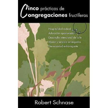 Cinco Practicas de Congregaciones Fructiferas : Five Practices of Fruitful Congregations (Spanish Version)](Cinco De Mayo Stuff)