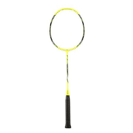 Graphite Single High-Grade Carbon Fiber Badminton Racquet Racket With Bag Carbon Graphite Tennis Racquet