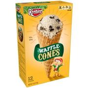 Keebler ice cream sundae waffle cones, 12 ct, 5 oz