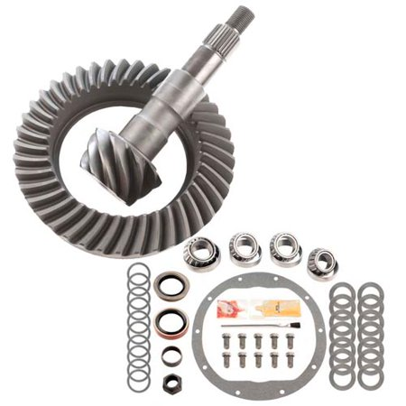 5.13 RING AND PINION & MASTER BEARING INSTALLATION KIT - GM 8.5 10 BOLT Bolt Kit Main Bearing