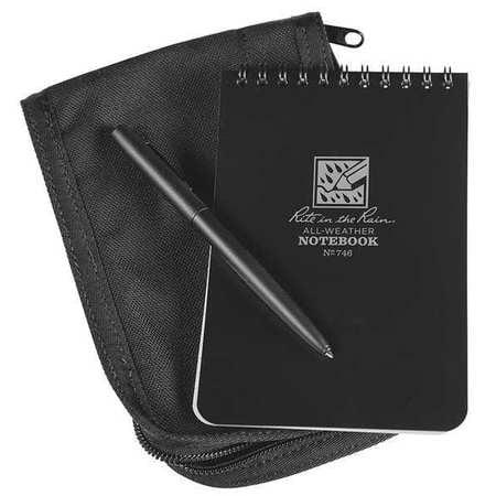 Kit Black Book/Cover (Dr Memo)