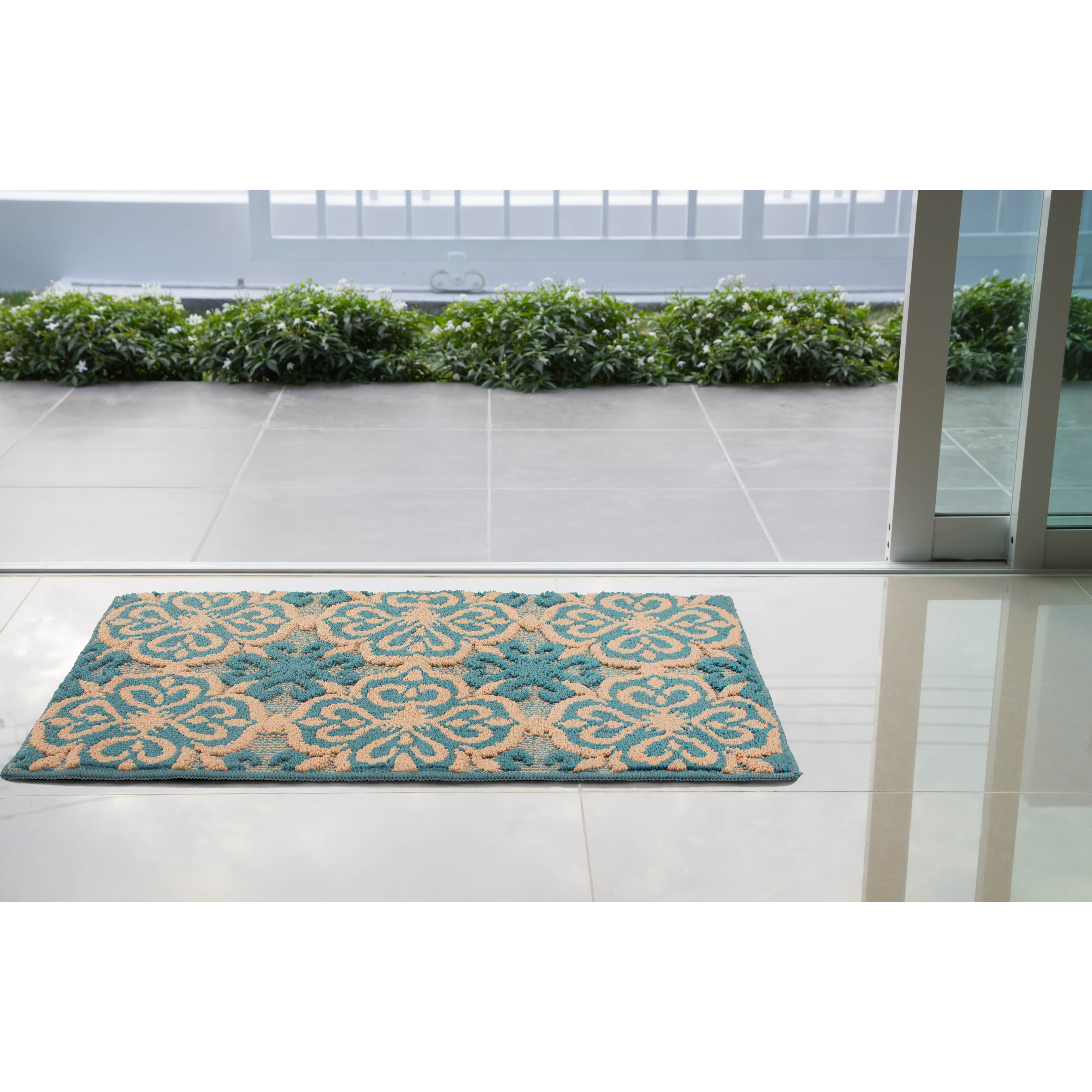 Jean Pierre Gianne 24 x 40 in. Loop Accent Rug by YMF Carpets Inc.