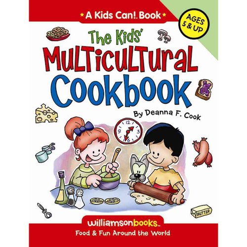 The Kids Multicultural Cookbook: Food & Fun Around the World