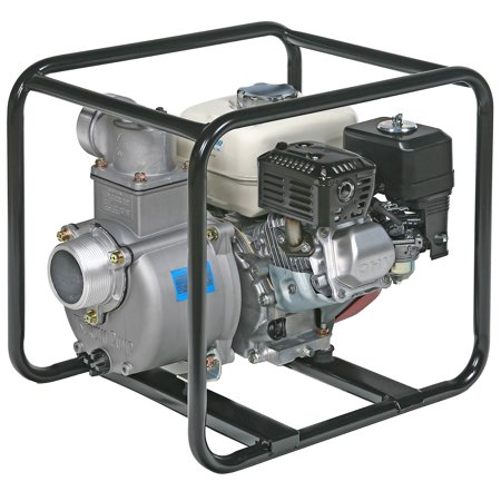 Tsurumi Te3 80Ha 3 Inch 5 5 Hp Durable Driven Centrifugal Engine Powered Pump