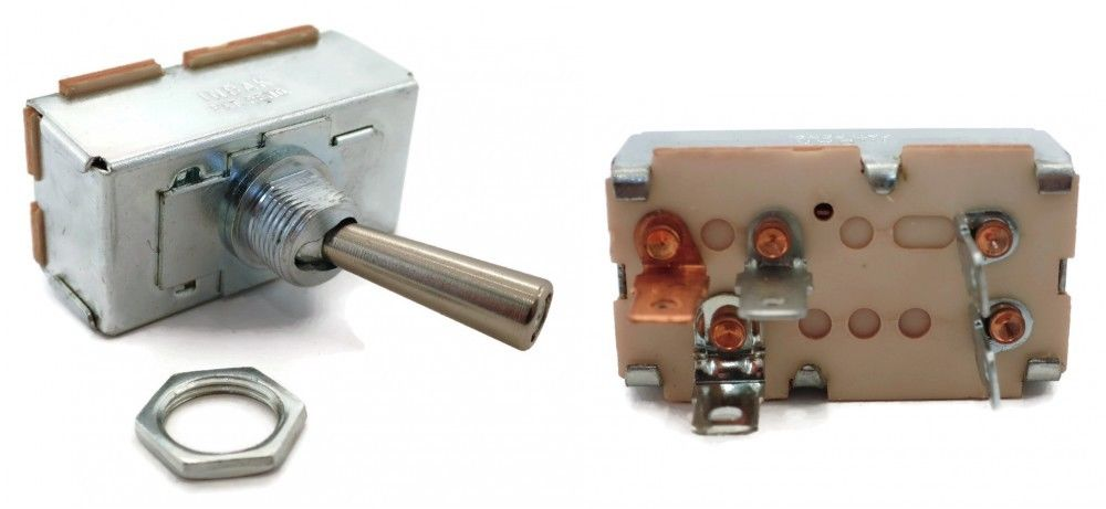 PTO SWITCH for Cub Cadet MTD 7250893 7250893P 9250893 Rotary 12757 Lawn Tractors by The ROP Shop by The ROP Shop