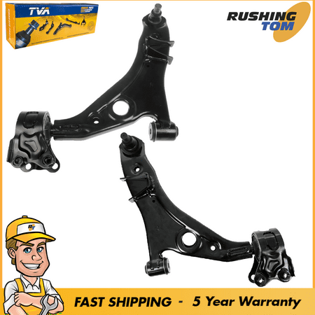 2 Front Lower Control Arms W/Ball Joints Left & Right Fits Ford Edge Lincoln