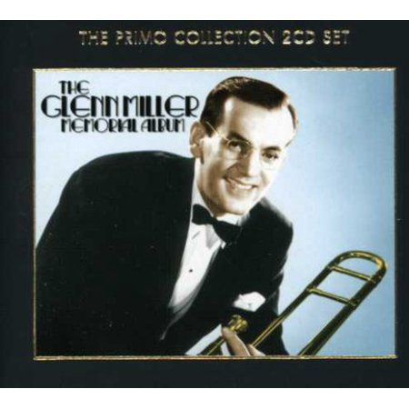 Glenn Miller Memorial Album (CD) - Glenn Miller Halloween