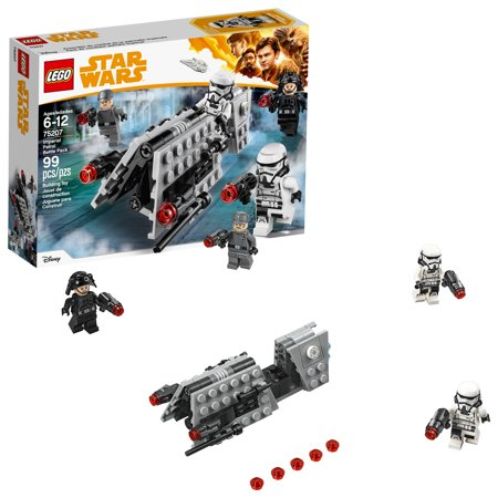 LEGO Star Wars TM Imperial Patrol Battle Pack 75207