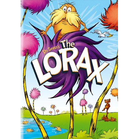 Dr. Seuss: Dr. Seuss: The Lorax (Other) - Lorax Characters