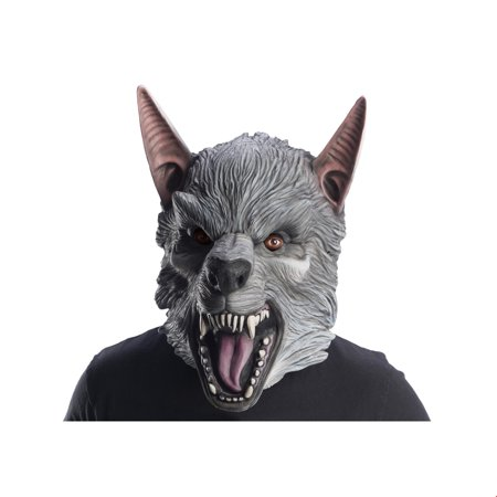 Rampage Ralph Overhead Latex Mask Halloween Costume Accessory