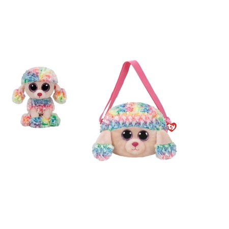 TY Rainbow the Dog Small 6