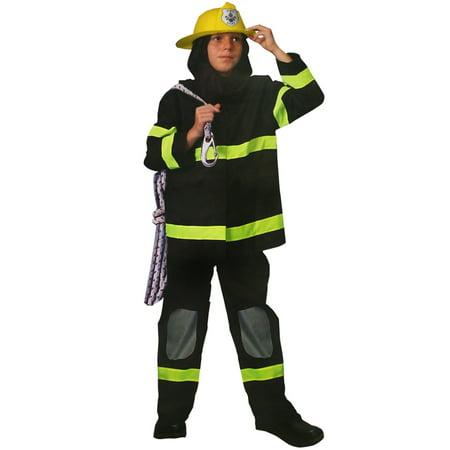 Fireman Classic Child Costume