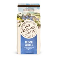 New England Coffee French Vanilla, 11 Oz.
