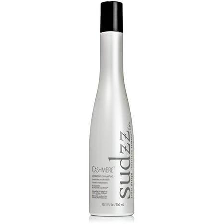 SUDZZFX Cashmere Hydrating Shampoo, 10.1 Fl Oz