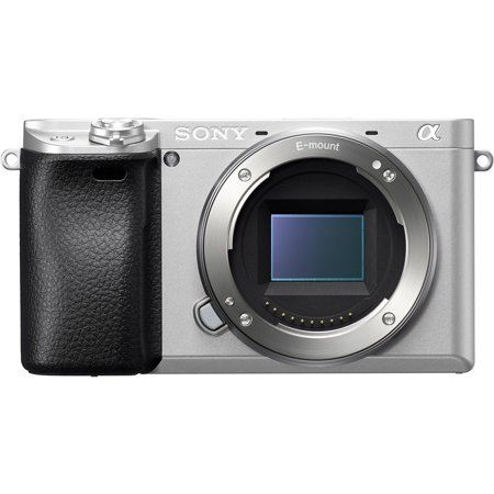 Sony Alpha A6300 4K Wi-Fi Digital Camera Body
