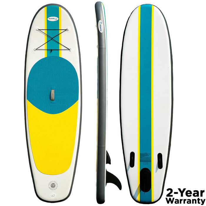 Blue Water Toys Inflatable Stand Up Paddle Board by Blue Water Toys