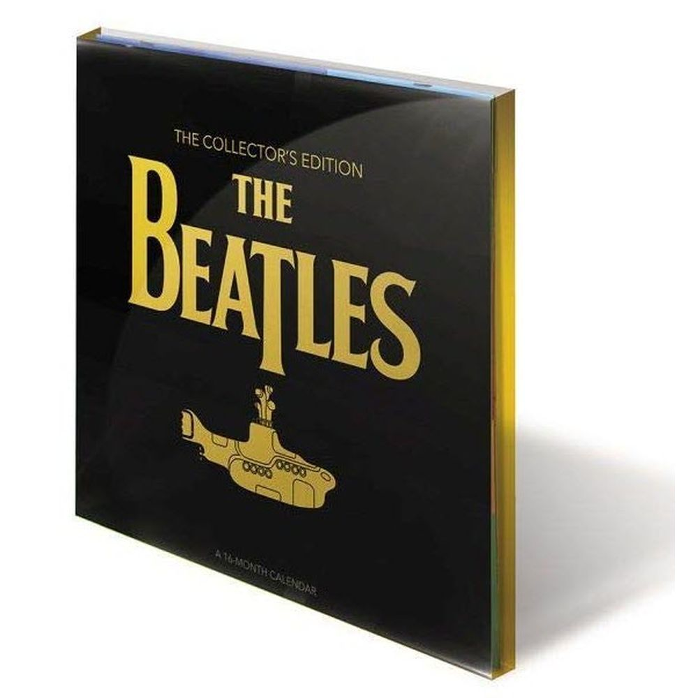 2019 Beatles Yellow Sub Special Edition  2019 Wall Calendar, Rock by ACCO Brands