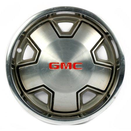 82-88 GMC Sonoma Sprint S10 S15 Single OEM Original Wheel Cover Hubcap 14035575
